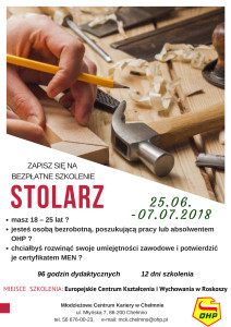 STOLARZ - Chełmno